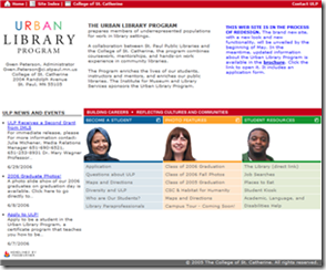 UrbanLibraryProgram