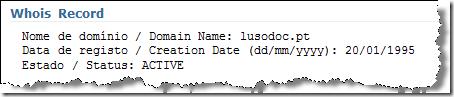 DNS_Lusodoc.pt